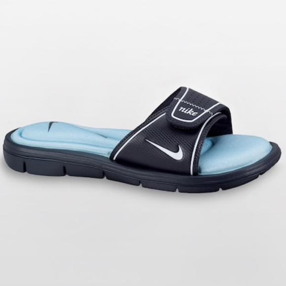 Nike Shoes   Nike Slides Velcro Closure